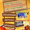 """X Edizione"""" FESTA DELLA ZUCCA E DEL POMODORO GIALLO ROSSO"""